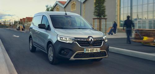 Nouveau Kangoo Van à partir de 20 700 euros